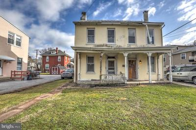 Birdsboro Single Family Home For Sale: 107 S Water Street