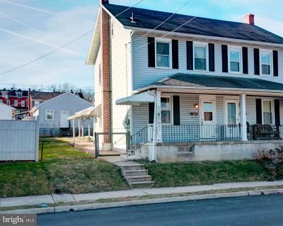 Birdsboro Single Family Home For Sale: 342 W 1st Street