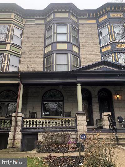 Townhouse For Sale: 826 N 5th Street