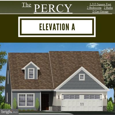 Single Family Home For Sale: The Percy - Alden Homes At Mountain Meadows