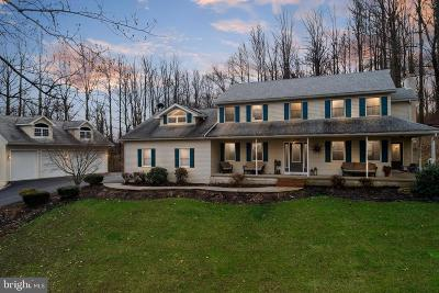 Single Family Home Active Under Contract: 538 Zion Road