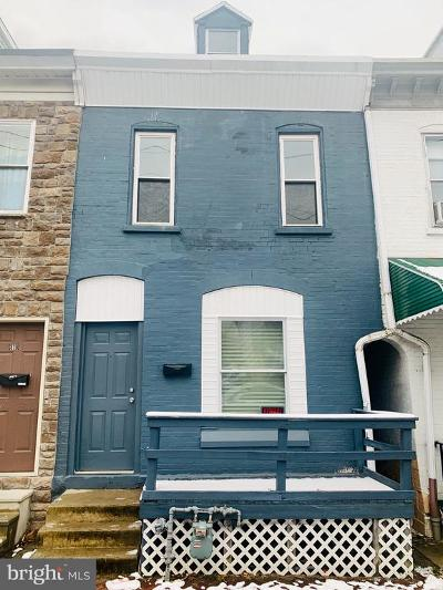 Townhouse For Sale: 612 N 11th Street