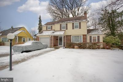 Single Family Home For Sale: 1216 Meade Street