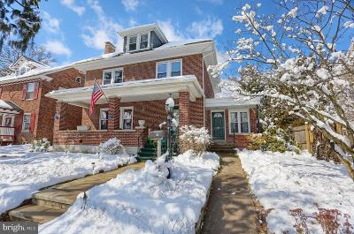 Shillington Single Family Home For Sale: 403 E Lancaster Avenue