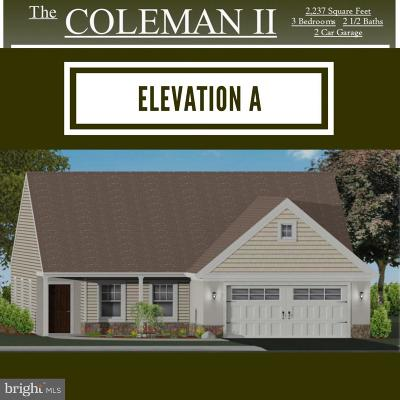 Single Family Home For Sale: The Coleman 2 - Alden Homes At Mountain Meadows