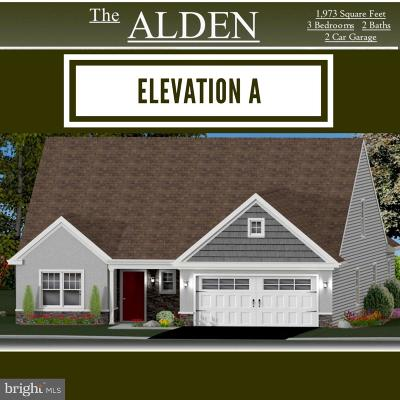 Single Family Home For Sale: The Alden - Alden Homes At Mountain Meadows