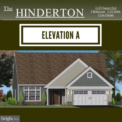 Single Family Home For Sale: The Hinderton - Alden Homes At Mountain Meadows
