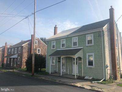 Birdsboro Single Family Home For Sale: 145 S Mill Street