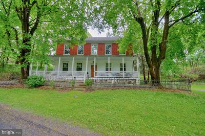 Single Family Home For Sale: 160 Bailey Road