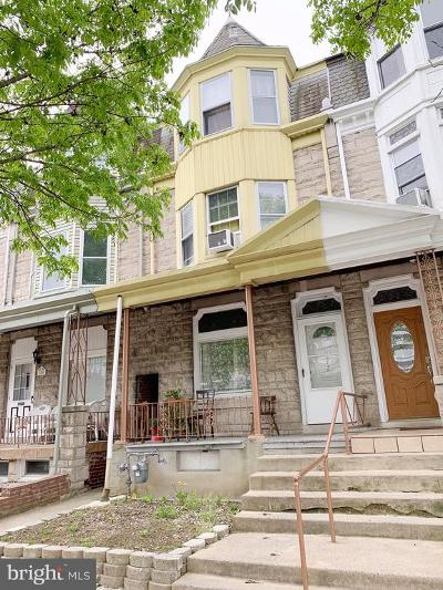 Townhouse For Sale: 122 W Windsor Street