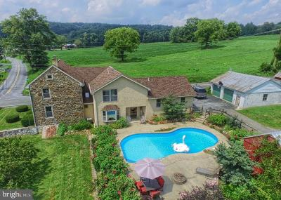 Single Family Home For Sale: 494 Oysterdale Road