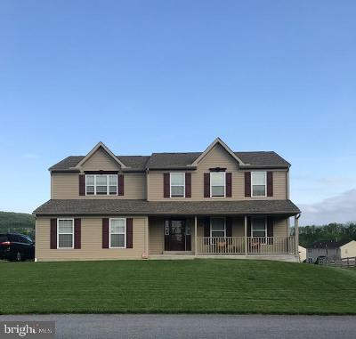 Single Family Home For Sale: 21 Hannibal Lane