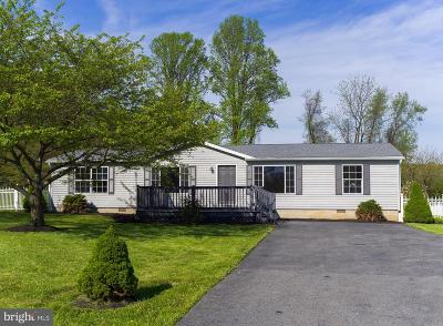 Single Family Home Under Contract: 8 Mynes Road