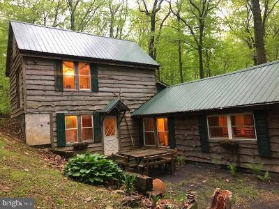Bethel Single Family Home Active Under Contract: 1681 Little Mountain Road