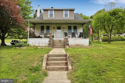 Single Family Home For Sale: 763 Hill Church Road