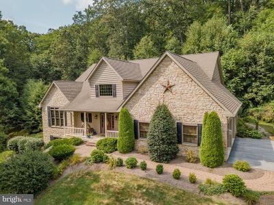 Single Family Home For Sale: 14 Laurel Valley Lane