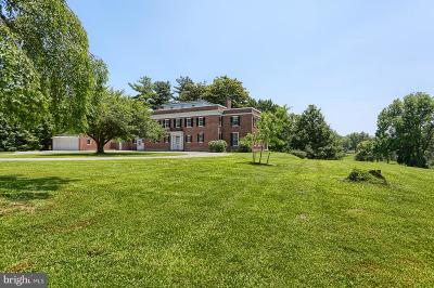 Single Family Home For Sale: 406 N Tulpehocken Road