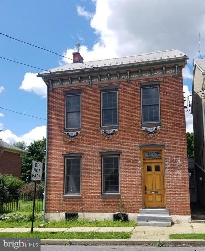 Single Family Home For Sale: 42 N Main Street