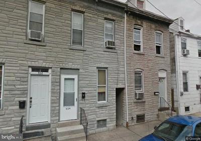 Townhouse Under Contract: 522 Minor Street