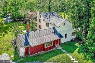 Single Family Home For Sale: 662 Bertolet Mill Road