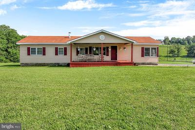 Single Family Home For Sale: 3759 Berne Road