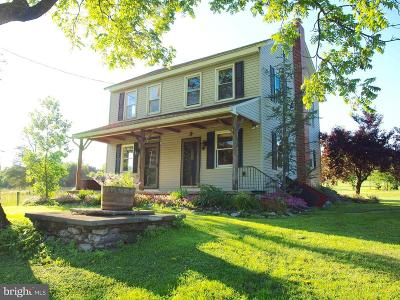 Single Family Home For Sale: 109 Fisher Mill Stream Road