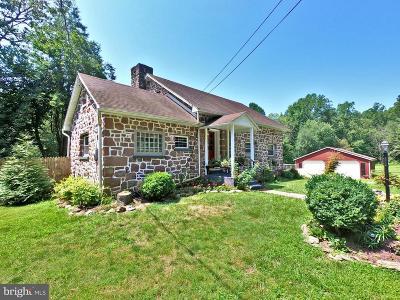 Single Family Home For Sale: 1320 Chestnut Street