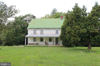Single Family Home For Sale: 7311 Boyertown Pike