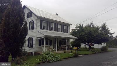 Single Family Home For Auction: 148 Tulpehocken Street