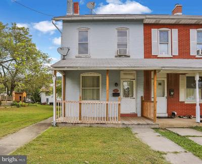 Single Family Home For Sale: 318 S Baldy Street