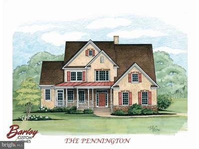 Doylestown Single Family Home For Sale: Lot 4 Kingfisher Lane