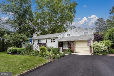 Bucks County Single Family Home For Sale: 18 Morningside Drive