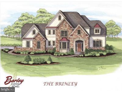 Bucks County Single Family Home For Sale: Lot 4 Kingfisher Lane