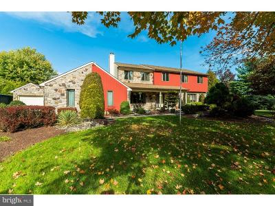 Bucks County Single Family Home For Sale: 79 New Road