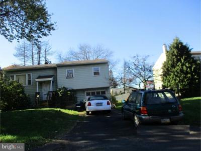 Langhorne Single Family Home For Sale: 270 N Hawthorne Avenue