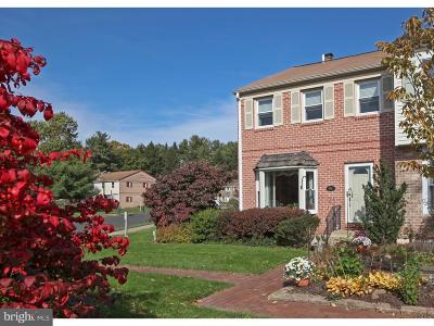 Bucks County Townhouse For Sale: 65 Carriage Drive