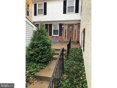 Chalfont Townhouse Active Under Contract: 8 Edinboro Circle