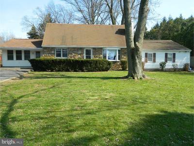 Langhorne Single Family Home For Sale: 2199 Langhorne Yardley Road
