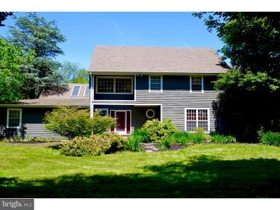 Bucks County Single Family Home For Sale: 201 Welcome House Road