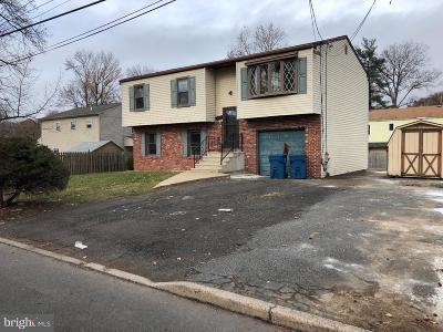 Bensalem Single Family Home For Sale: 2720 Bowman Avenue