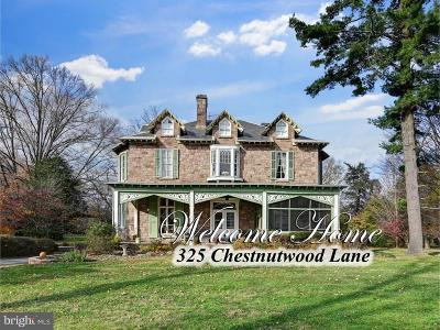 Bucks County Single Family Home For Sale: 325 Chestnutwood Lane