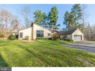 Bucks County Single Family Home For Sale: 183 Taylorsville Road