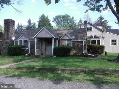 Doylestown Multi Family Home For Sale: 1953 Turk Road Turk Road