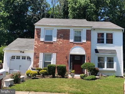 Bensalem Single Family Home For Sale: 5189 Merganser Way