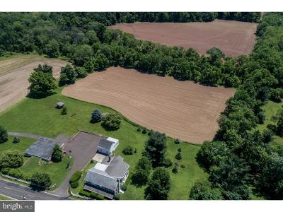 Bucks County Farm For Sale: 2613a Hilltown Pike