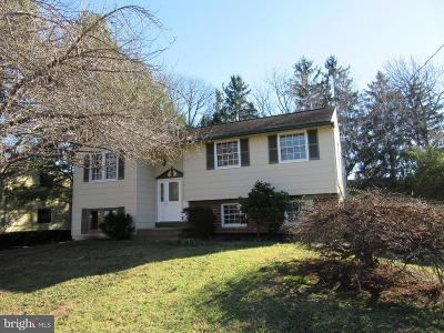 Doylestown Single Family Home For Sale: 223 Hillcrest Drive