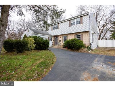 Bensalem Single Family Home For Sale: 4710 Lanfair Place