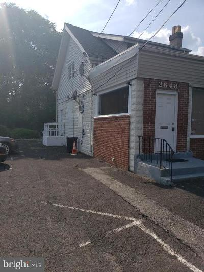 Bucks County Commercial For Sale: 2648 Old Lincoln Highway