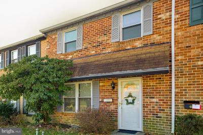 Bucks County Townhouse For Sale: 6 Constitution Avenue