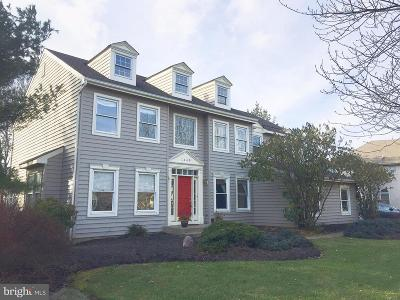 Bucks County Single Family Home For Sale: 1449 Wheatsheaf Road